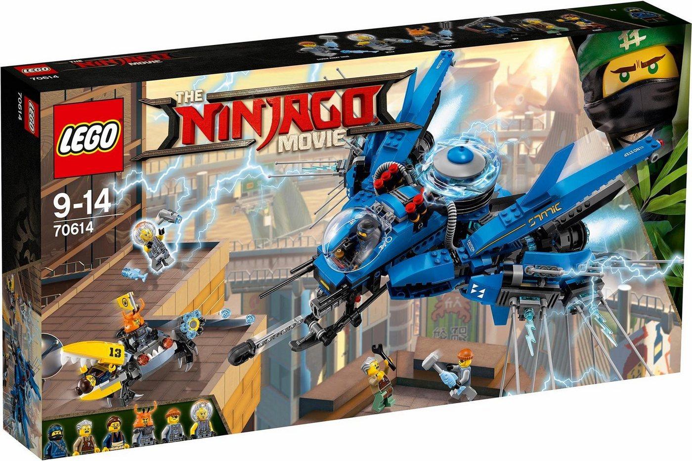 LEGO® Bliksemstraaljager(70614 ), LEGO® NINJAGO™