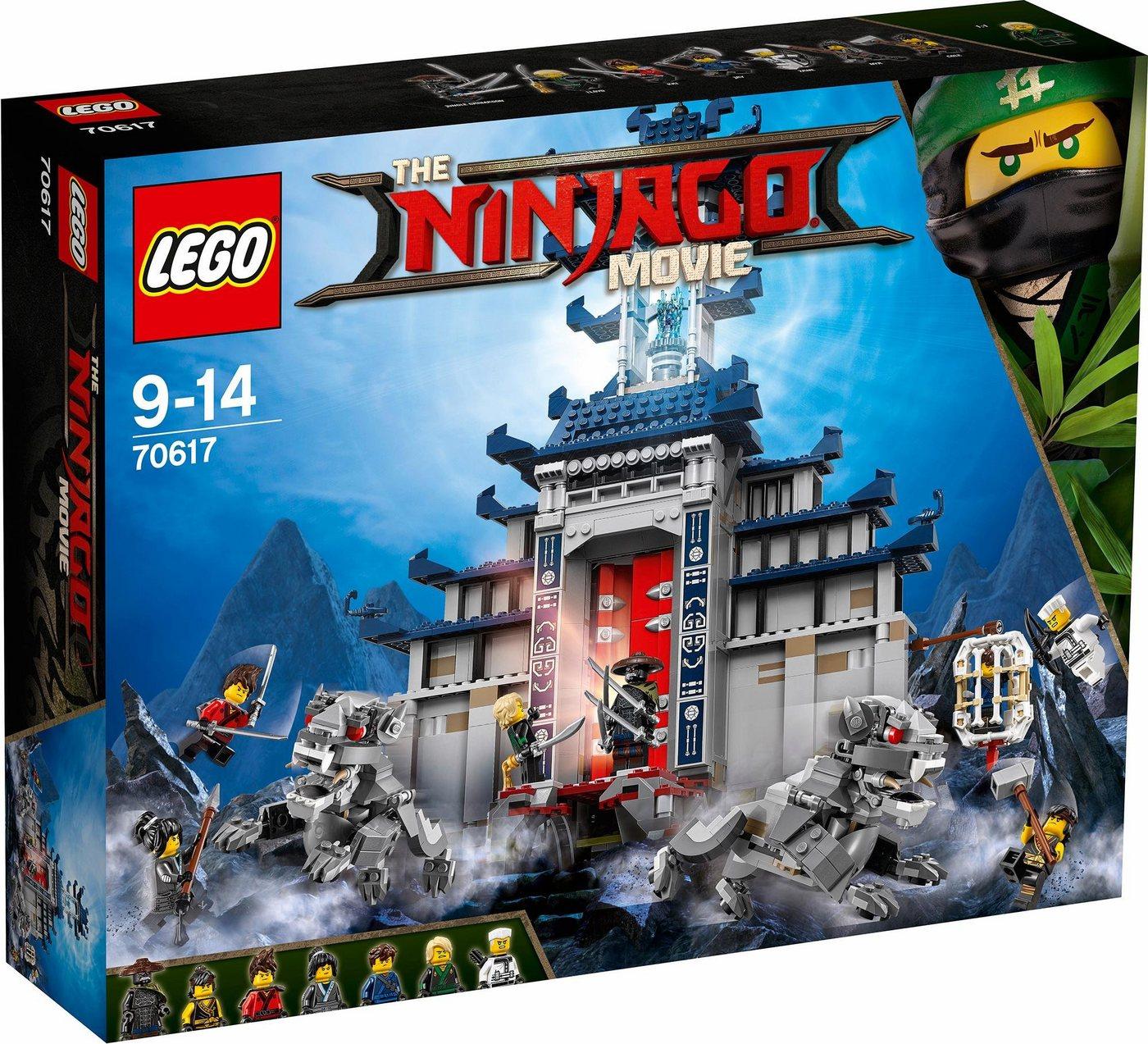 LEGO® Tempel van het ultieme wapen(70617 ), LEGO® NINJAGO™