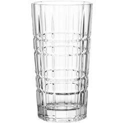 leonardo longdrinkglas spiritii (set, 4-delig) wit