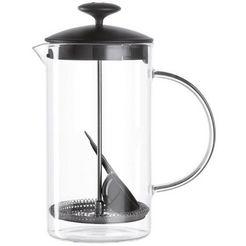 leonardo cafetière caffe per me hittebestendig helder glas wit