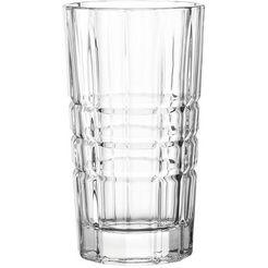 leonardo longdrinkglas 'spiritii' (set van 4) wit