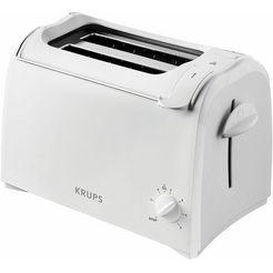 krups toaster pro aroma kh1511 wit