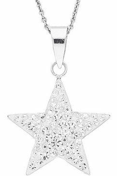 firetti ketting met hanger »ster« zilver