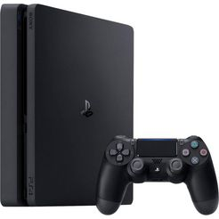 playstation 4 slim-console 500gb zwart