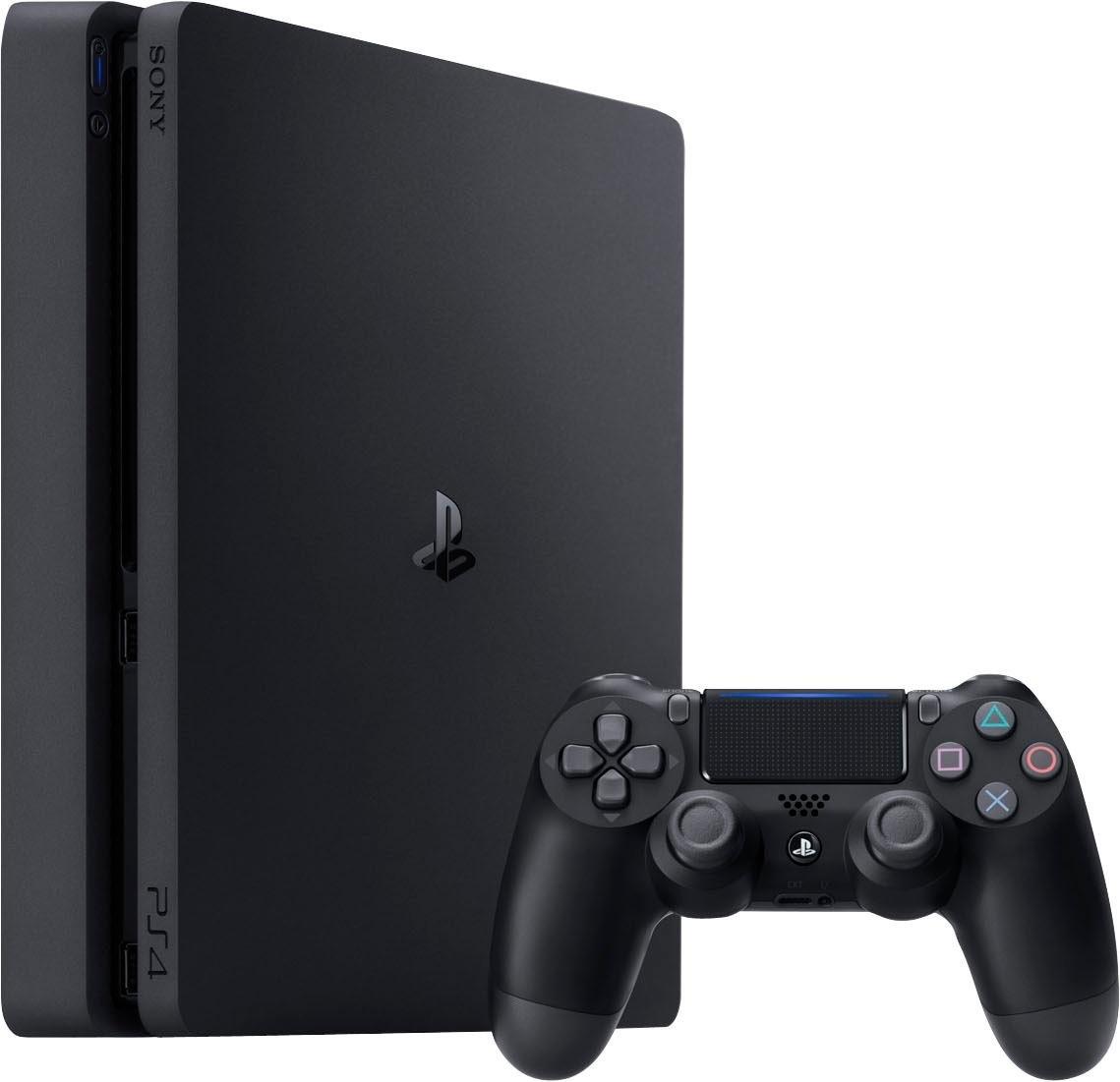 PlayStation 4 Slim-console 500GB - verschillende betaalmethodes