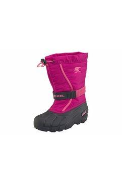 sorel outdoorschoenen »girls youth flurry« roze