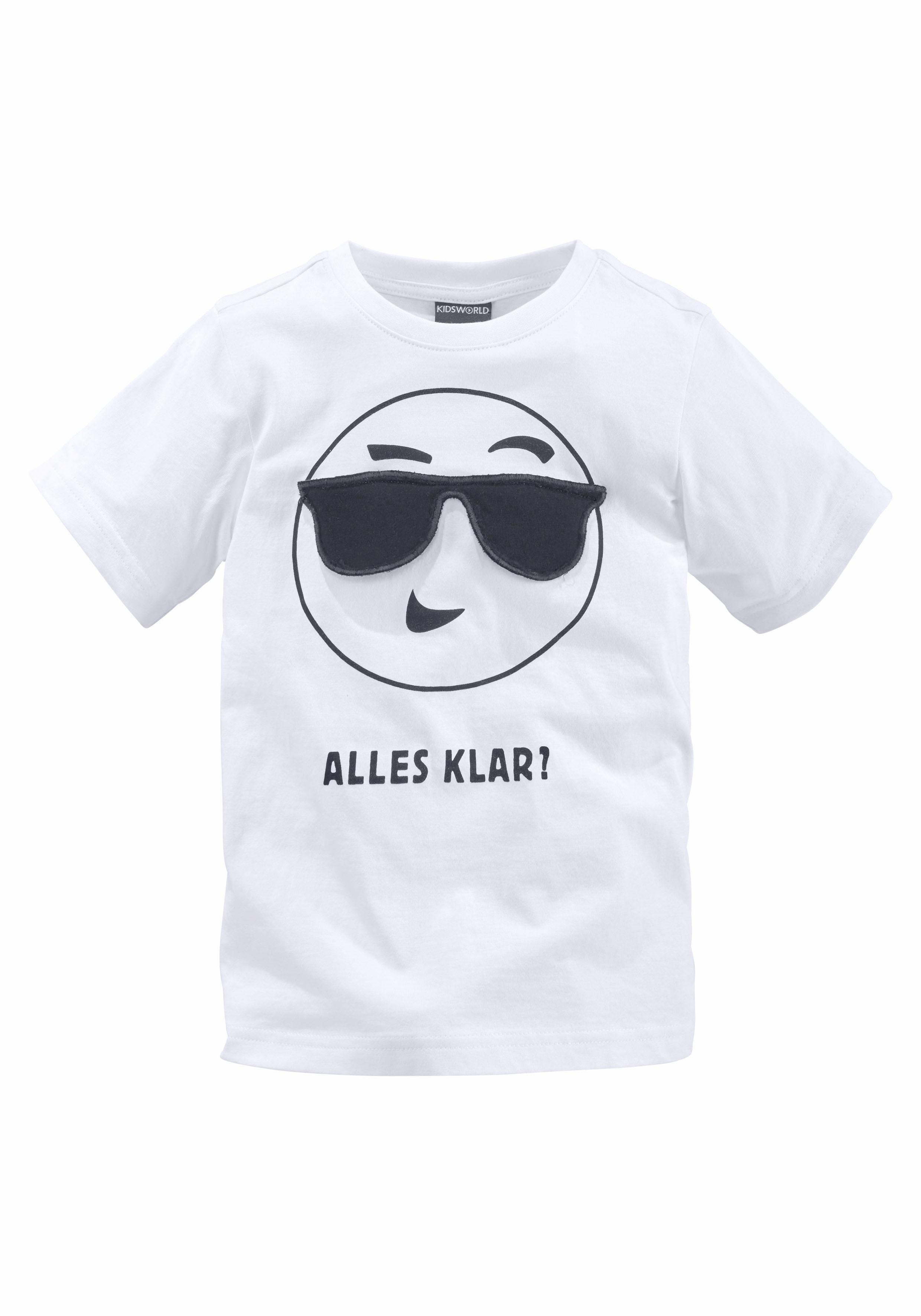 KIDSWORLD T-shirt online kopen   OTTO c16e0180d3