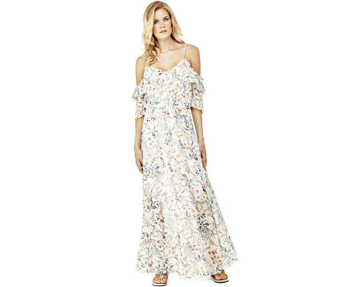Guess jurk bloemenprint multicolor