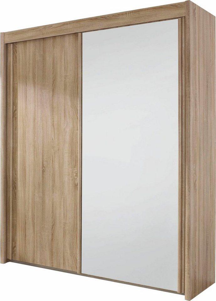 Zweefdeurkast, zelfmontage, Made in Germany