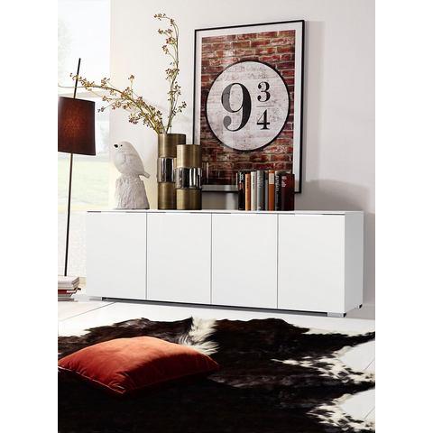 INOSIGN dressoir, breedte 160 cm, plat met glijders