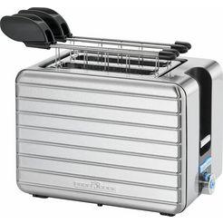 profi cook toaster pc-taz 1110 zilver