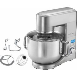 profi cook keukenmachine xxl pc-km 1096 grijs