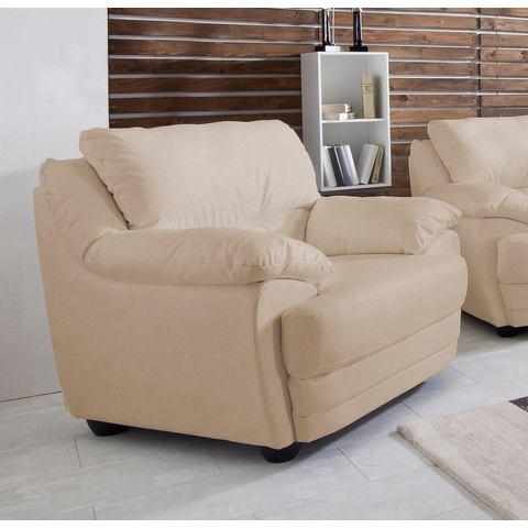 Home affaire Nebolo fauteuil in 3 stofkwaliteiten, ook in NatuurLEER®