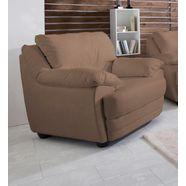 home affaire »nebolo« fauteuil in 3 stofkwaliteiten, ook in natuurleer bruin