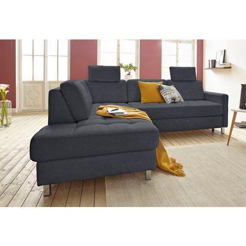 Sit & More hoekbank, naar keuze met slaapfunctie en bedkist