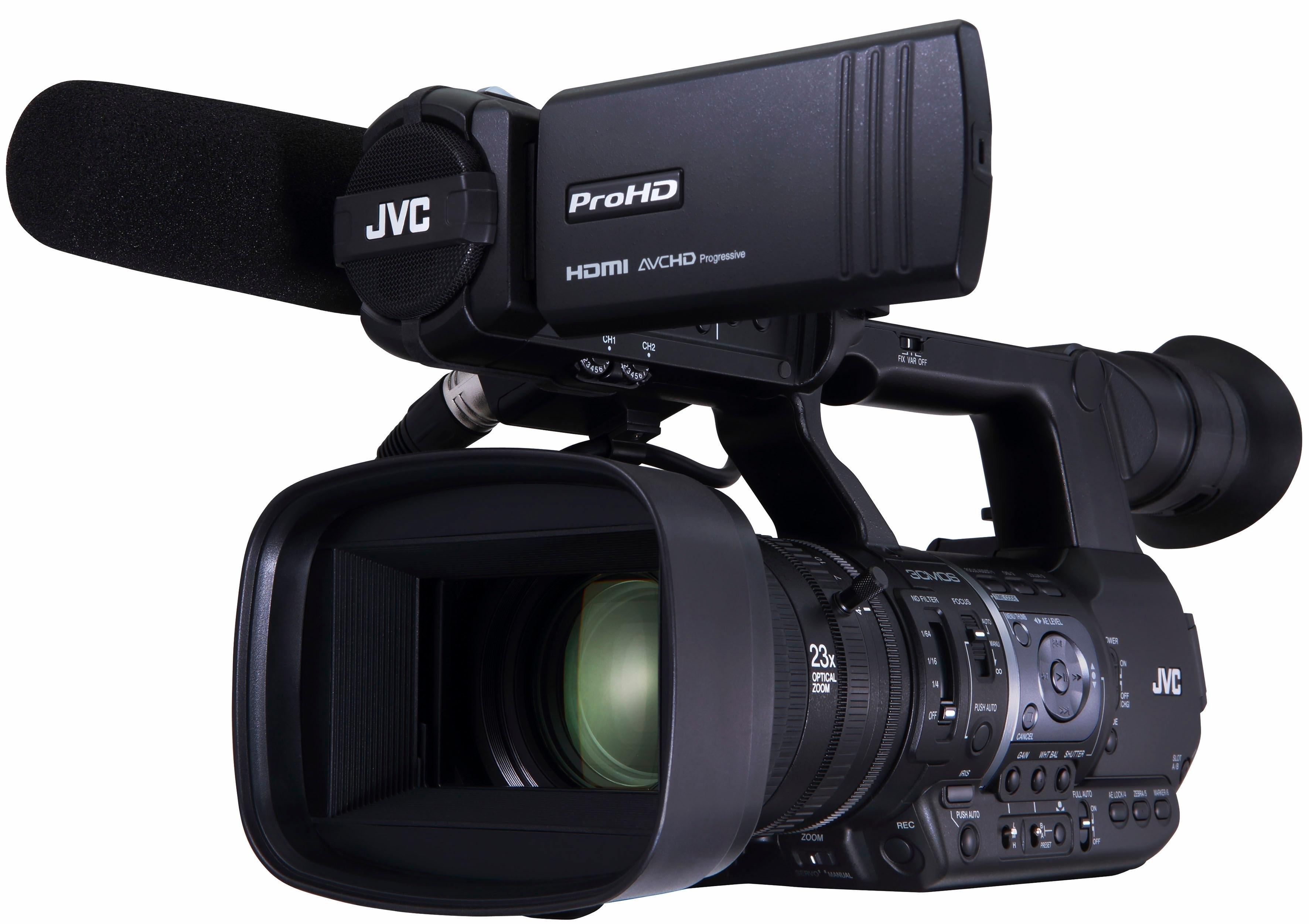 JVC GY-HM660 1080p (Full HD) camcorder, GPS, wifi veilig op otto.nl kopen