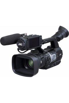 jvc camcorder gy-hm620 beeldstabilisator zwart