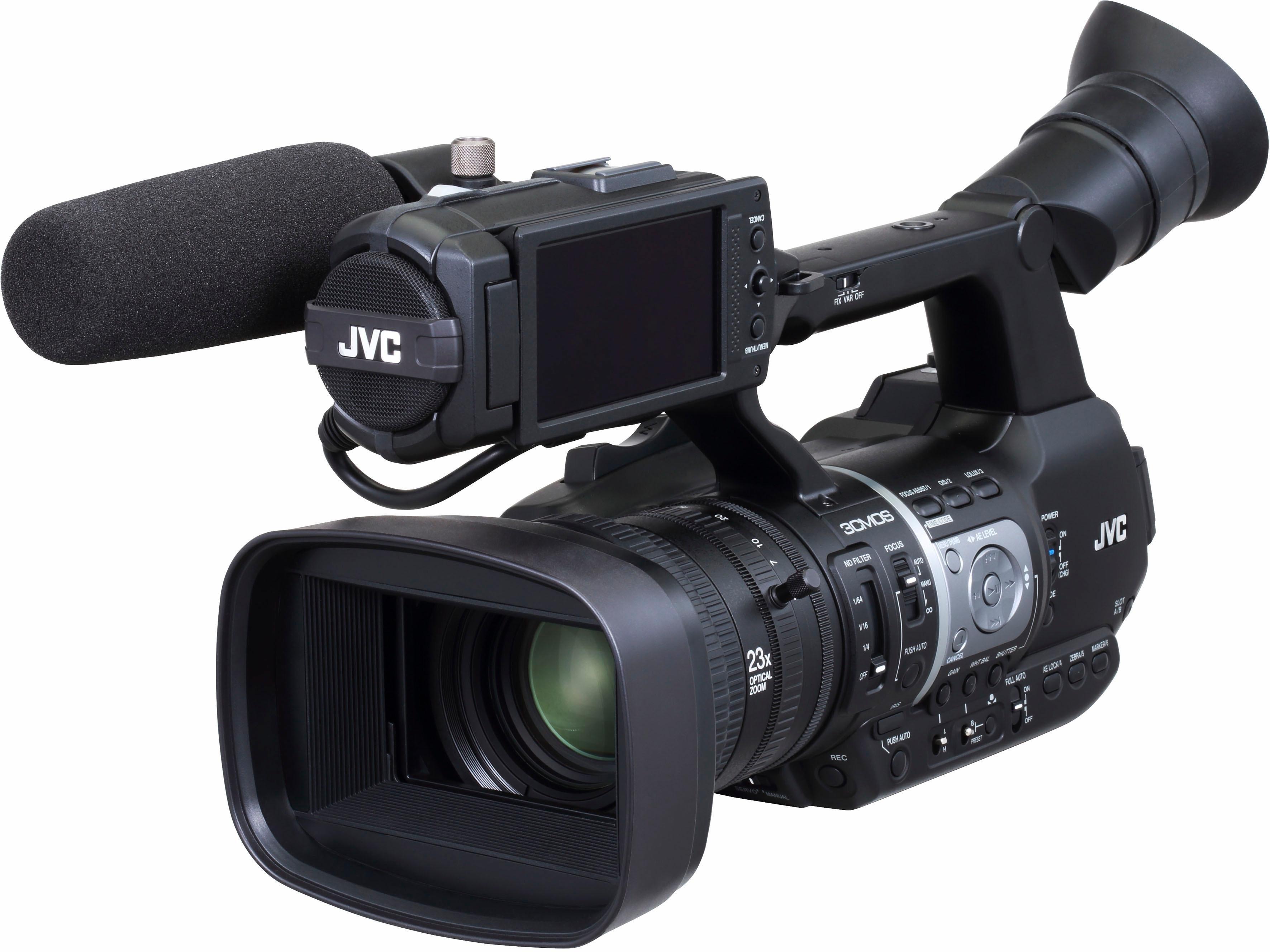 JVC GY-HM620 1080p (Full HD) camcorder nu online bestellen