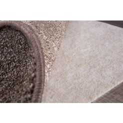 luxor living antislip tapijtonderlegger vloerkleed stop beige