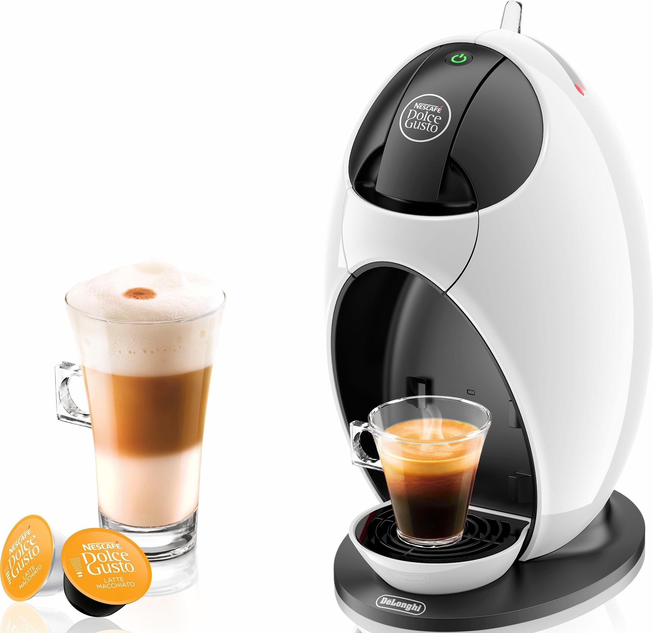 Nescafé Dolce Gusto DELONGHI Koffiecapsulemachine Jovia EDG 250.W - gratis ruilen op otto.nl