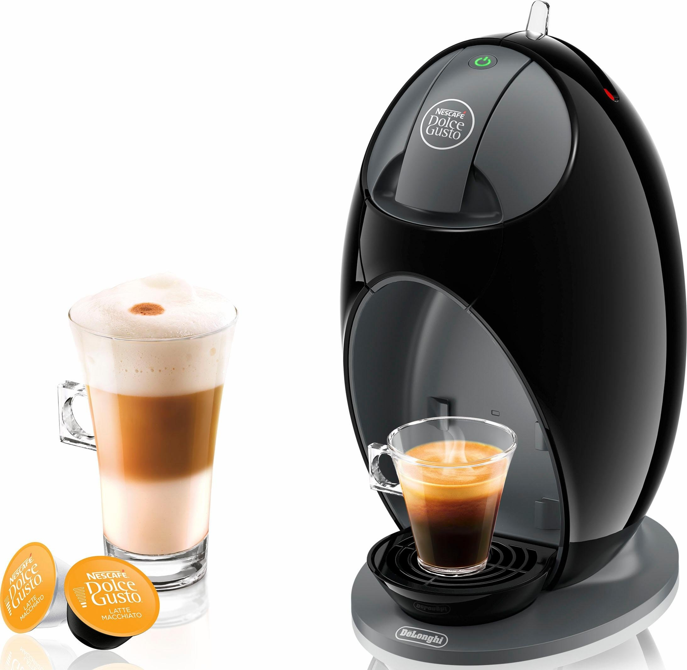Nescafé Dolce Gusto DELONGHI Koffiecapsulemachine Jovia EDG 250.B bij OTTO online kopen