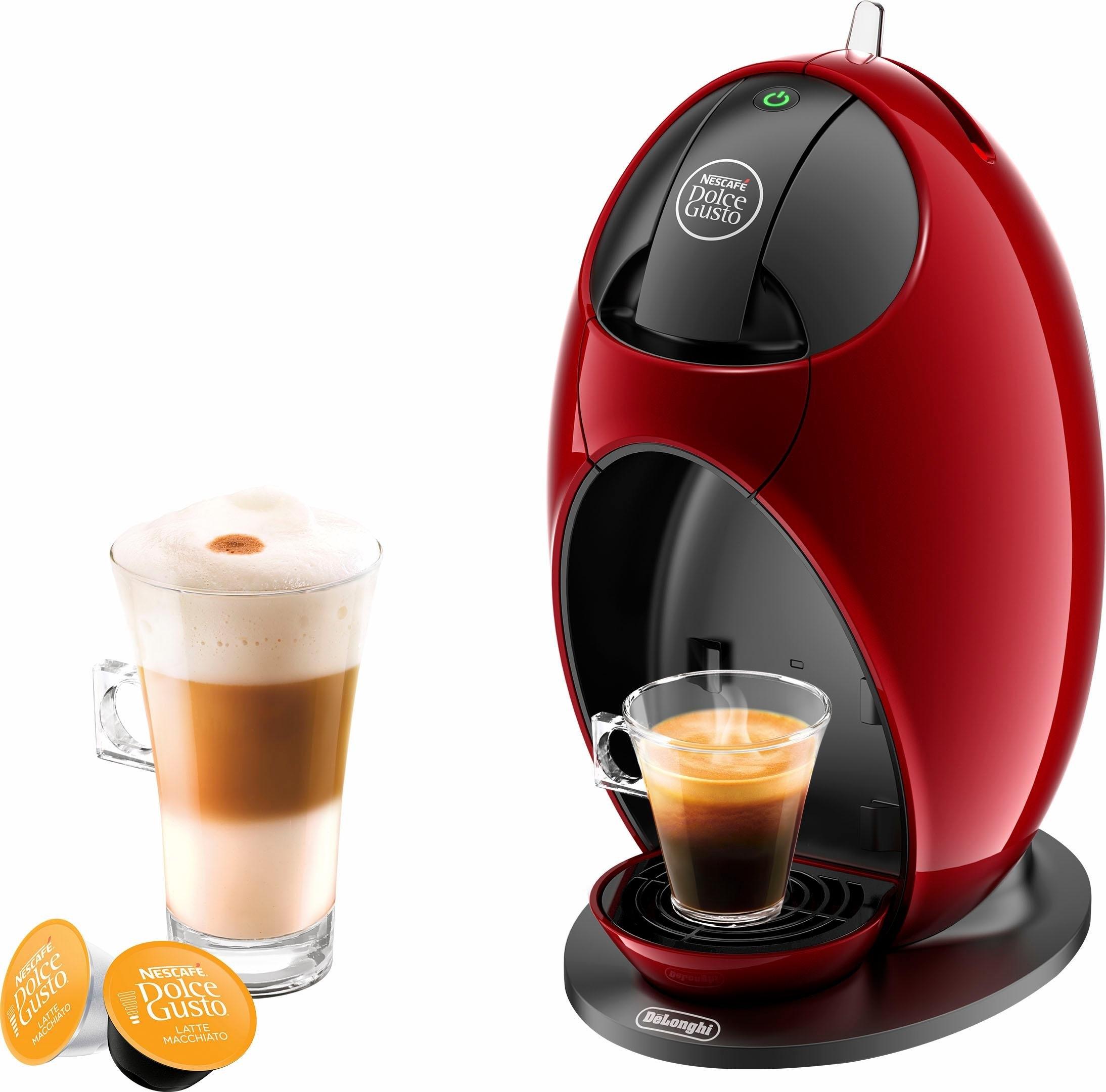 Nescafé Dolce Gusto DELONGHI Koffiecapsulemachine Jovia EDG 250.R bij OTTO online kopen