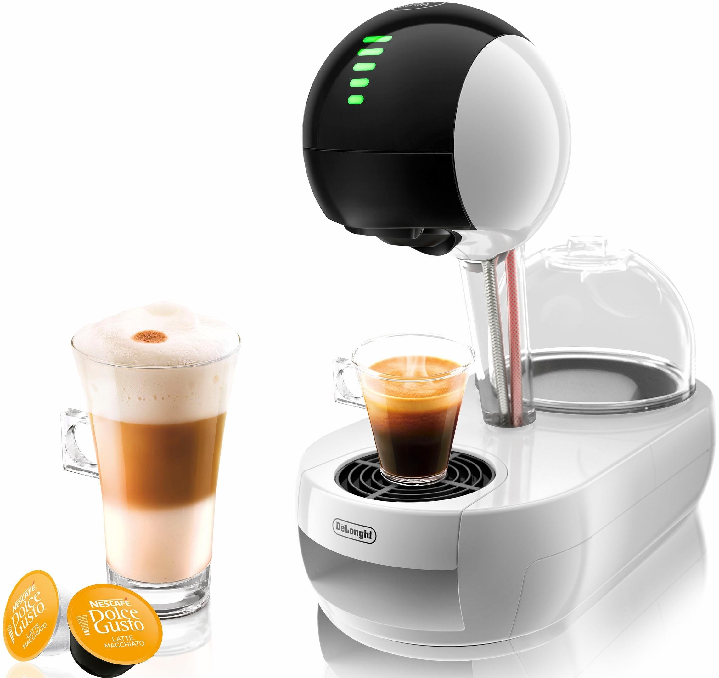 de 39 longhi nescaf dolce gusto koffiecapsulemachine. Black Bedroom Furniture Sets. Home Design Ideas