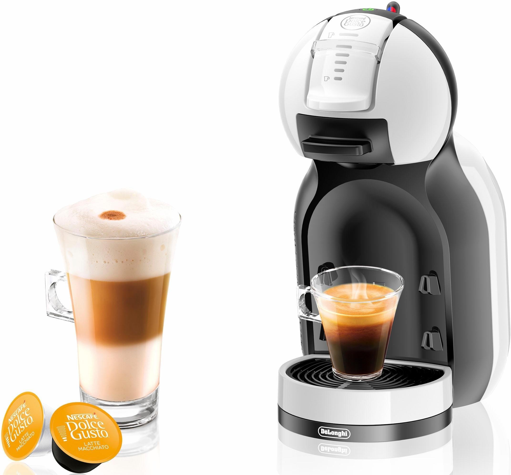 Op zoek naar een Nescafé Dolce Gusto De'Longhi NESCAFÉ® Dolce Gusto® Koffiecapsulemachine MINI ME® EDG 305.WB/BG/WR? Koop online bij OTTO