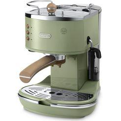 de'longhi espresso-apparaat ecov 311.bk groen