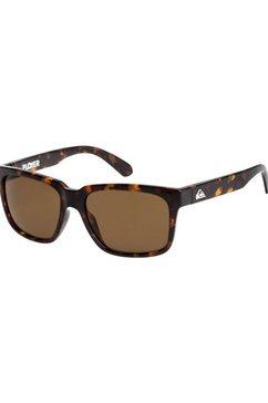 quiksilver zonnebril »player« bruin