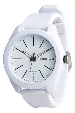 quiksilver analoog horloge »furtiv« wit