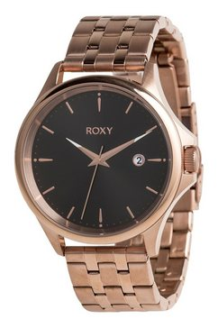 roxy analoog horloge »messenger metal« roze