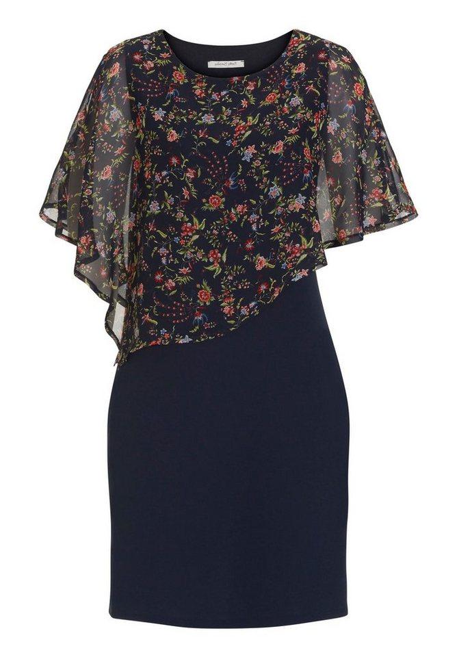 NU 21% KORTING: Betty Barclay jurk in bloemenmotief multicolor