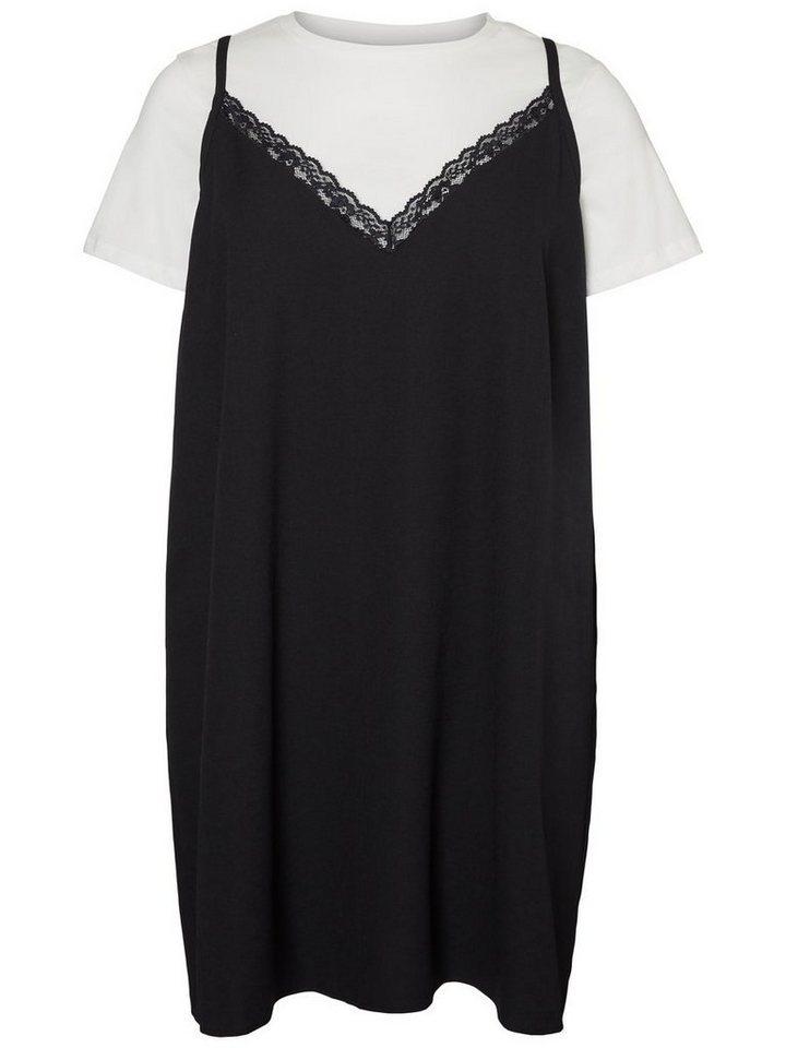 Junarose Vrouwelijke jurk zwart