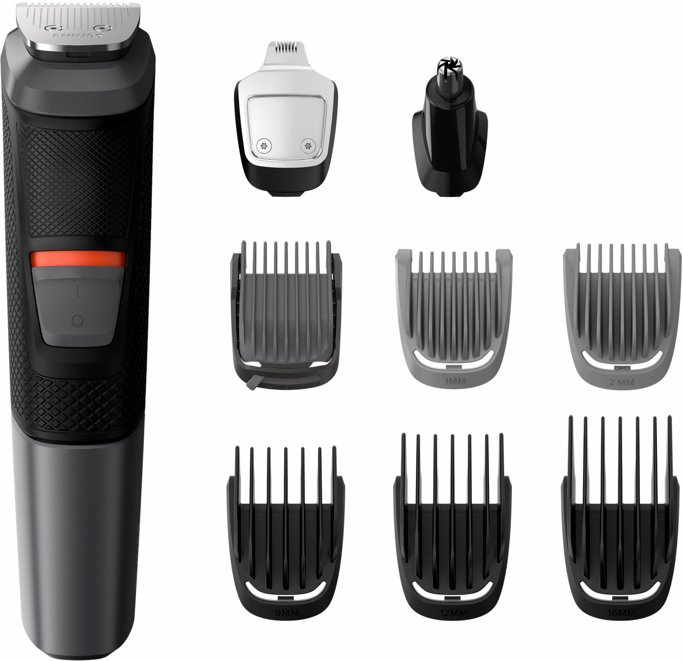 Philips verzorgingsset MG5720/15, Multigroom Series 5000 met 9 hoogwaardige opzetstukken bestellen: 30 dagen bedenktijd