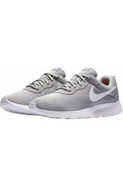nike sneakers »tanjun m« grijs
