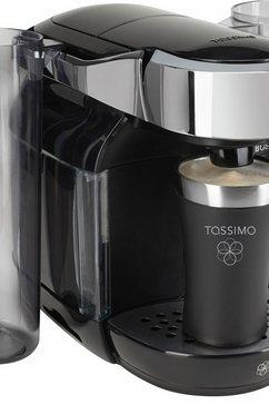 Bosch Tassimo Multi-dranken-automaat CADDY TAS7002DE1, mystical black, met 2 Travel Mugs