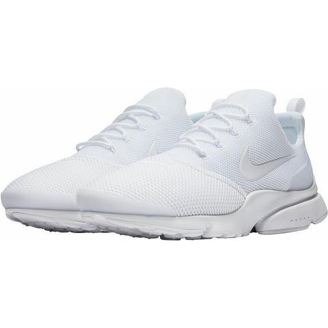 Nike Presto Fly herensneaker wit