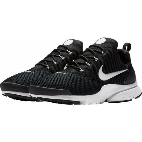 Nike Presto Fly herensneaker zwart