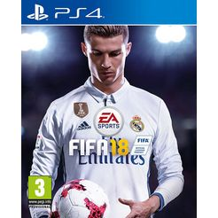 ps4 game fifa 18 andere