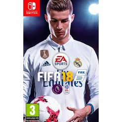 nintendo switch game fifa 18 andere