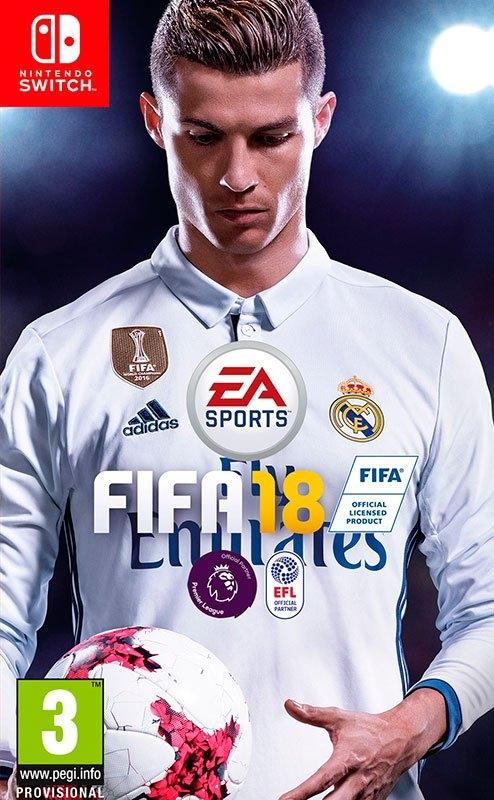 NINTENDO SWITCH Game Fifa 18 nu online kopen bij OTTO