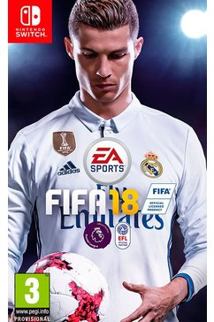 SWITCH Game Fifa 18