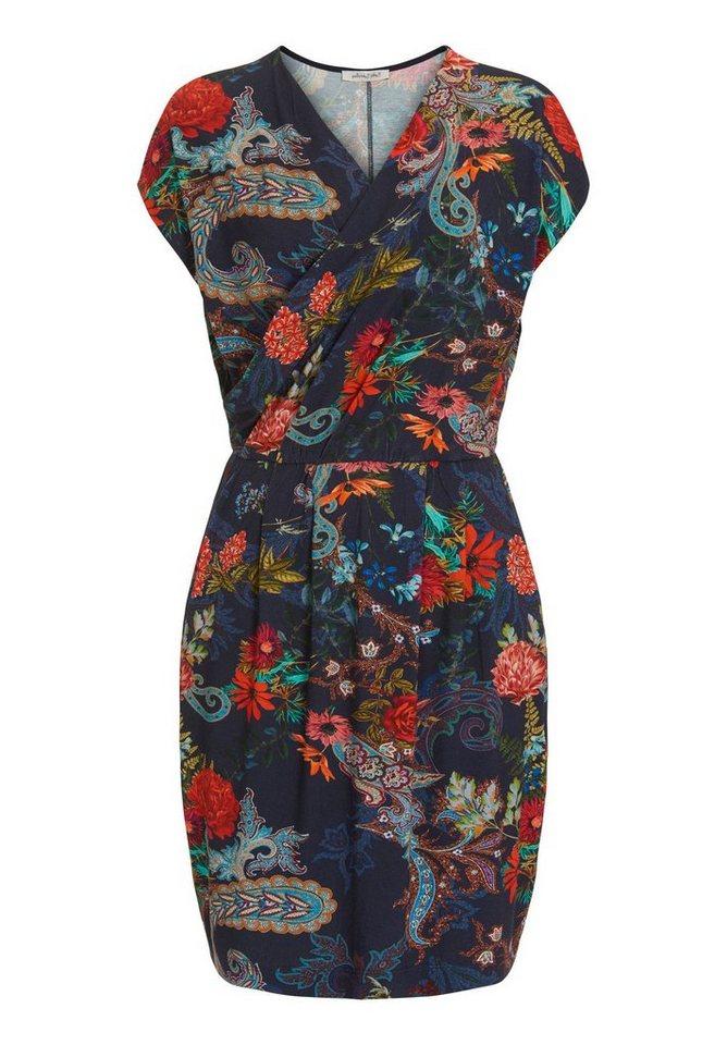 Betty Barclay jersey jurk multicolor