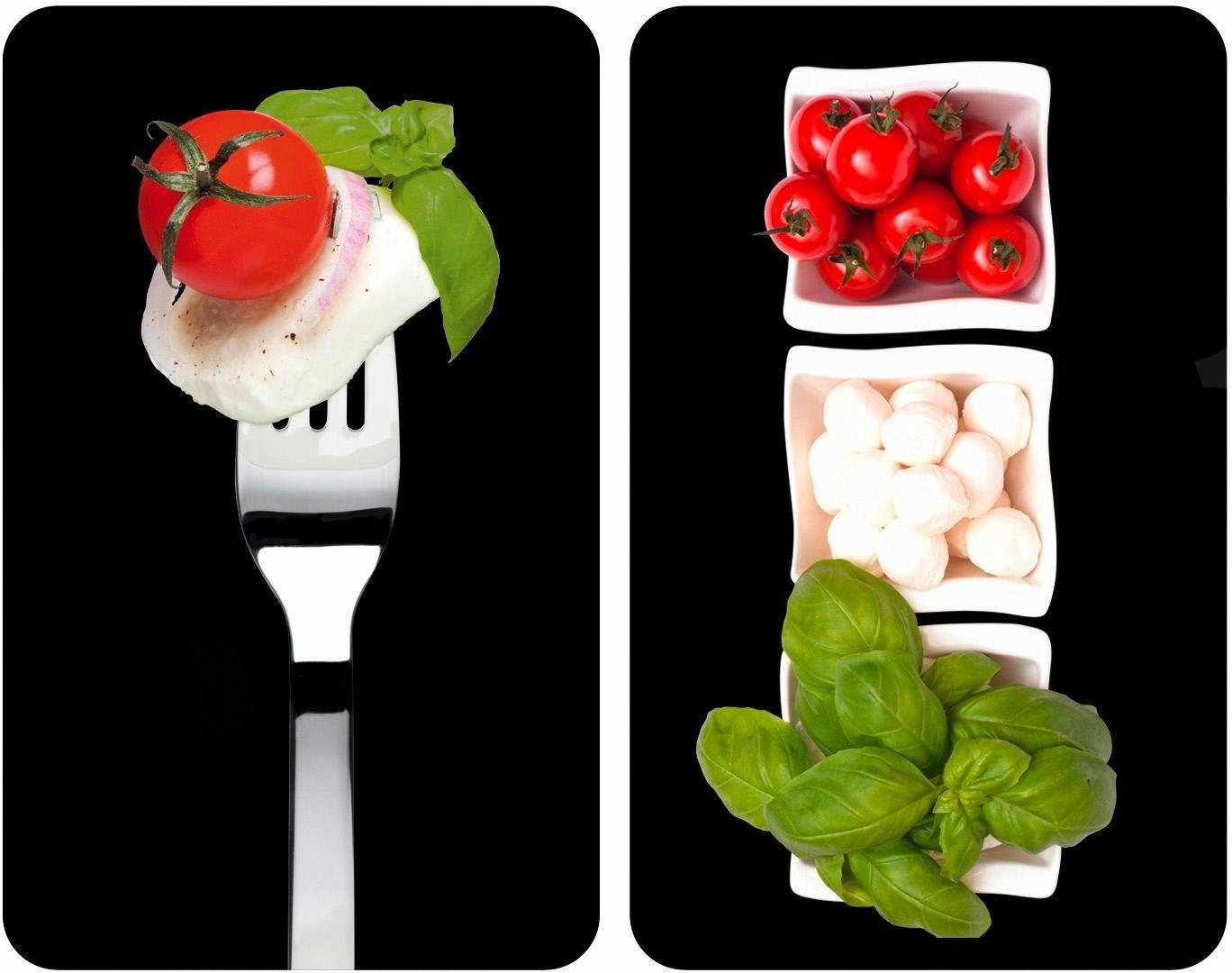 WENKO kookplaatdeksel Caprese speciale antislipvoetjes (set, 2-delig) nu online kopen bij OTTO