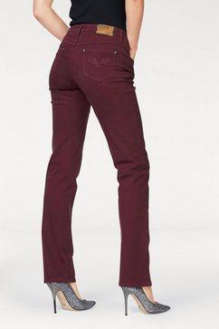 arizona jeans in 5-pocketsmodel rood