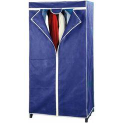 wenko garderobekast, »air« blauw