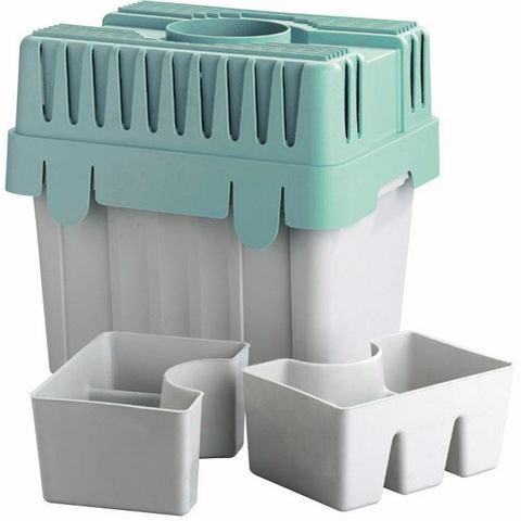 Wenko wasdroger-condensator, voor afvoerdroger