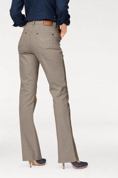 arizona bootcutjeans »comfort-fit« bruin