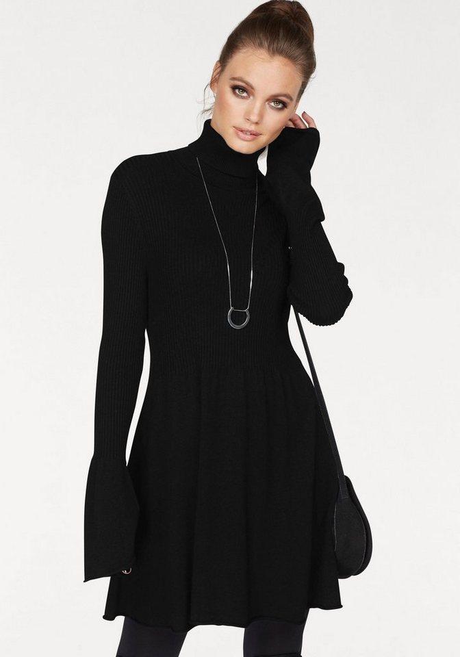Vero Moda tricotjurk NORWALK zwart